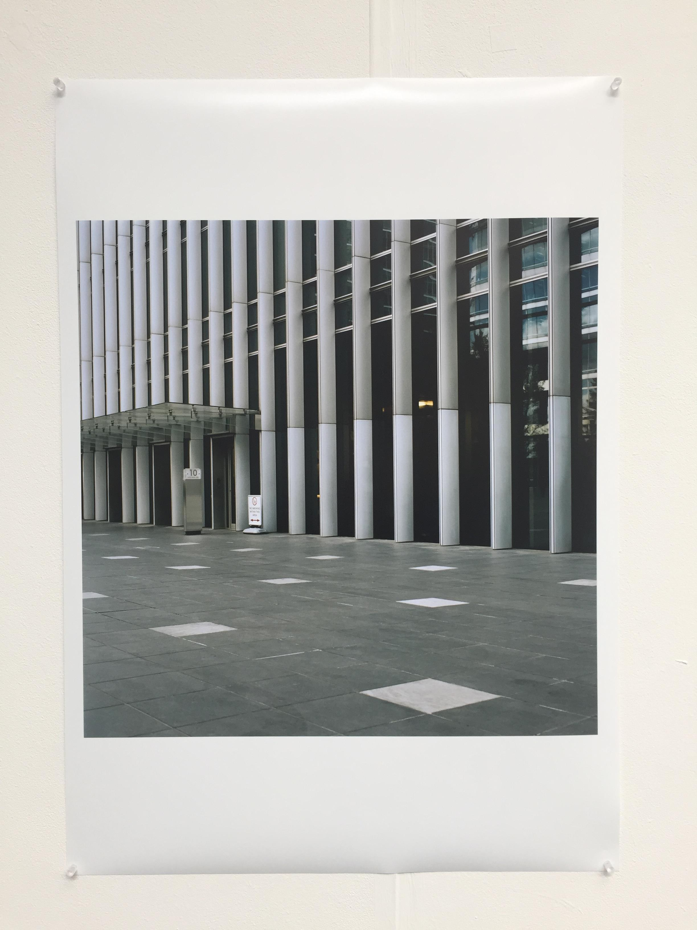 Digital C-Type A1 print on semi-matte paper. 1/6  £399 - Item Code: DCTP1