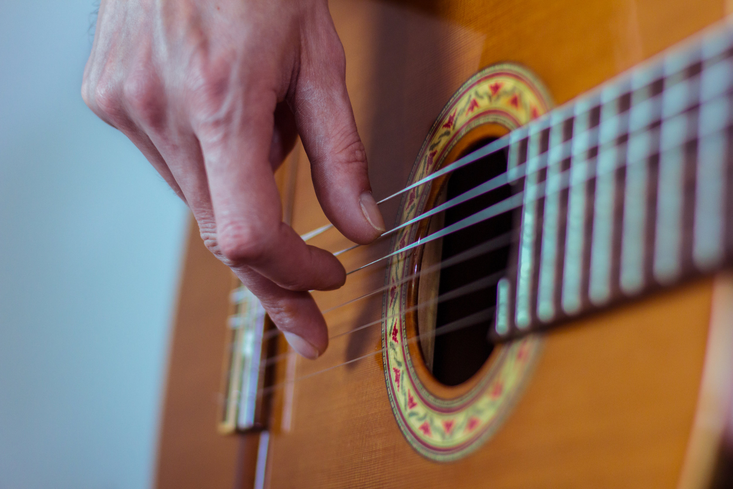 Classical Guitar — Toby's Music Lessons