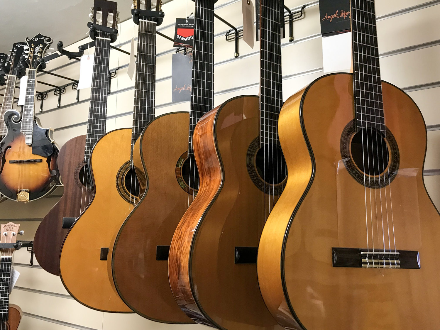 Classical Guitar Equipment — Toby's Music Lessons