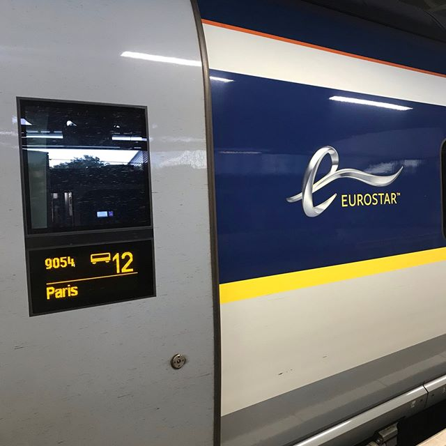 Sometimes the best memories with friends are created a little further afield - hatch a plan and make it happen! #bestfriends #londonlife #inreallife #eurostar