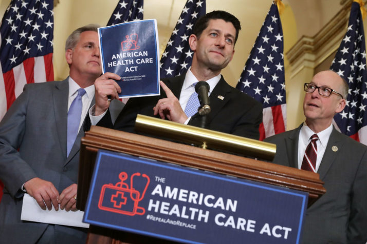 Political turmoil has often times been seen on the issue of healthcare, as Americans see The American Health Care Act & Obamacare as failures.