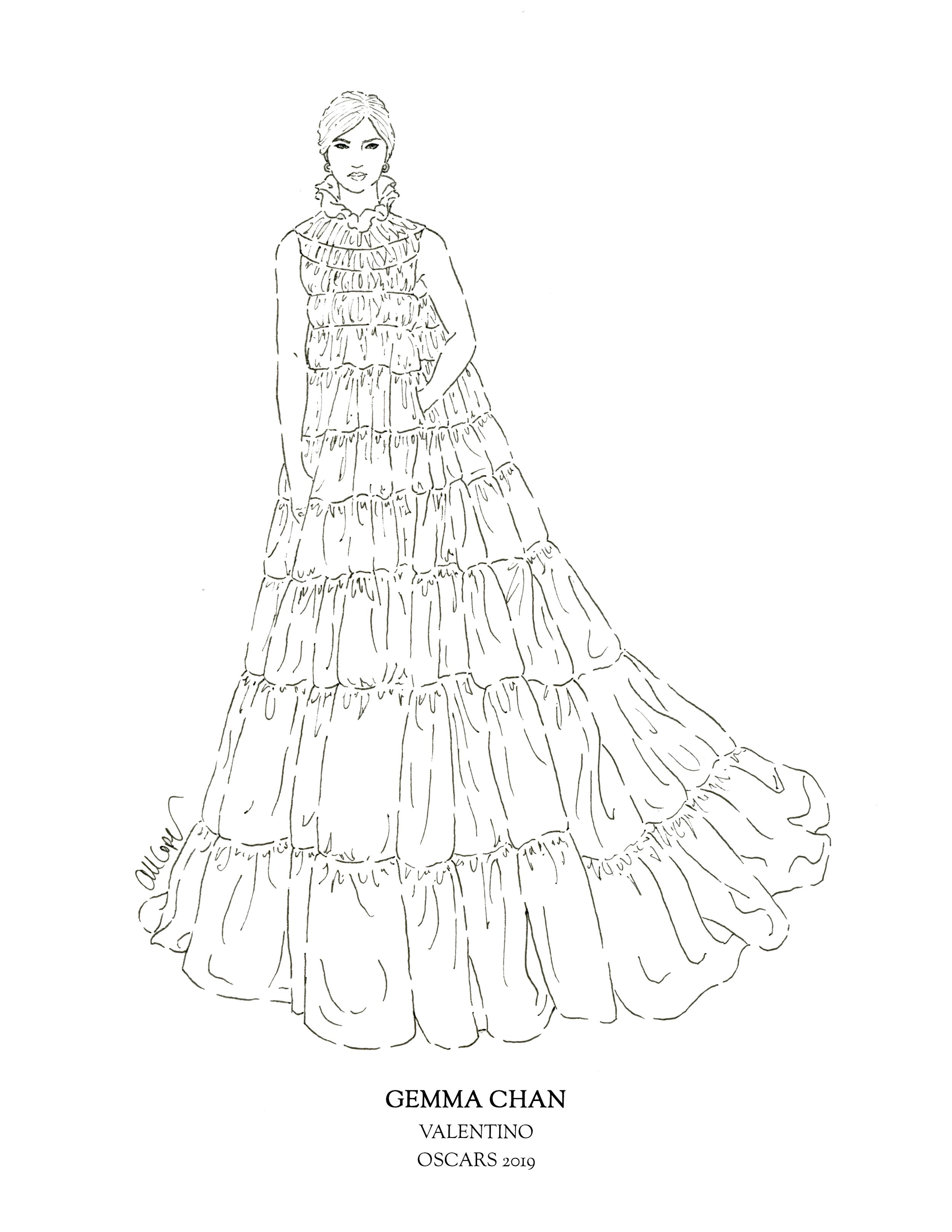 GemmaChan Oscars19.png