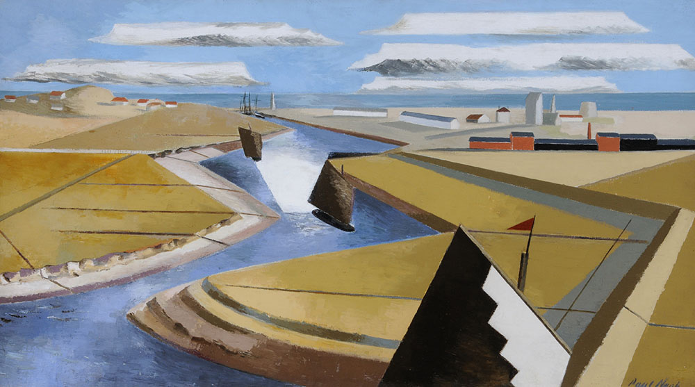 The Rye Marshes Paul Nash.jpg