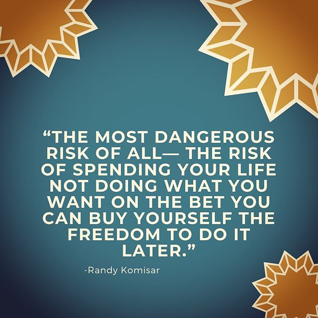 Building a future is important, but you cannot live in the future. Being present in life is also important. What dream or goal are you putting off? Let us know in the comments. #Extrospection #Dangerousrisk #BePresent #LiveNowNotLater #quotes #quotestoliveby #instagramquotes #thursdaymotivation #motivation #inspiration #riskybet Extrospection.org