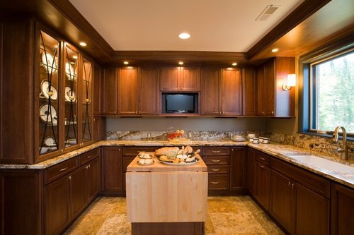 Cabinetry Refinishing In Traverse City Dan Brady Painting