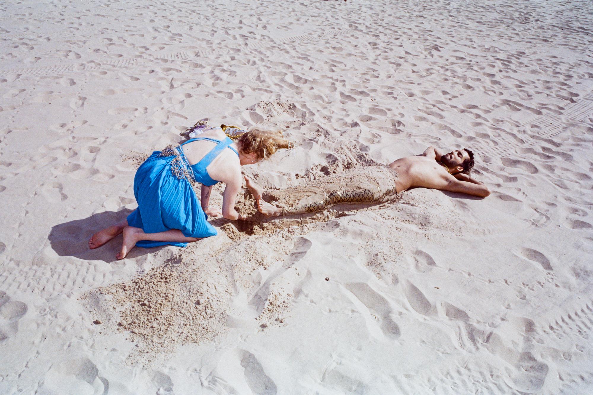 NYC-SPC Photo Brief:Mermaid Parade -