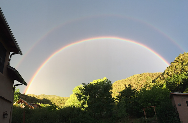 Photo Credit: John Kadlecek. This is a fairly common view from my front yard during the monsoon season. I can hardly believe how lucky I am to live here.