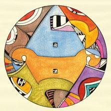 Artwork by Oscar Garcia da Rosa