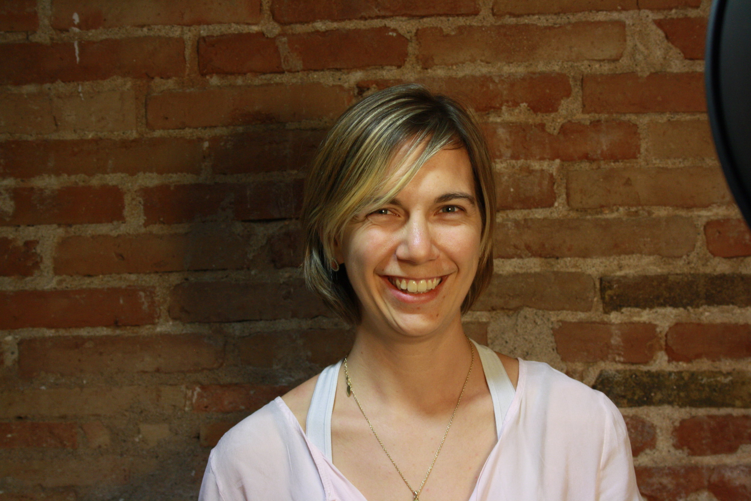 Melanie Huser - Chief Fundraiser (Zurich)