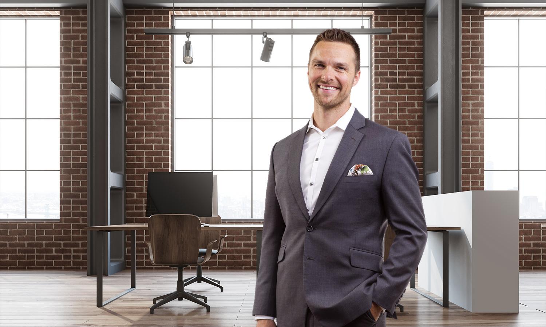 Michael Montgomery, CEO, Broker, REALTOR® at RENZO Real Estate