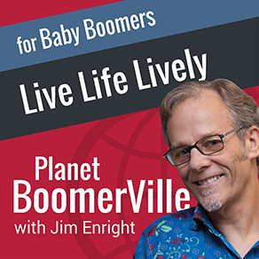 Planet Boomerville with Jim Enright