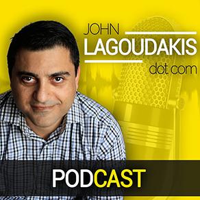 Lagoudakis.com podcast with John Lagoudakis