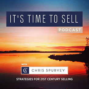 It's Time to Sell with Chris Spurvey