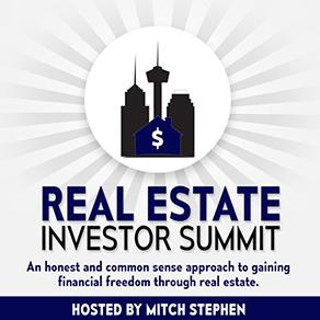 Real Estate Investor Summit with Mitch Stephen