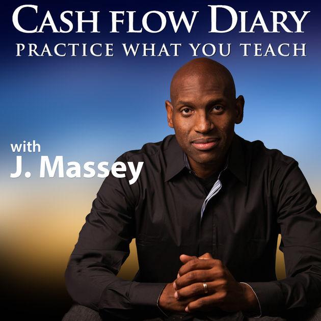 Cash Flow Diary - J. Massey