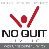 No Quit Living - Chris Wirth