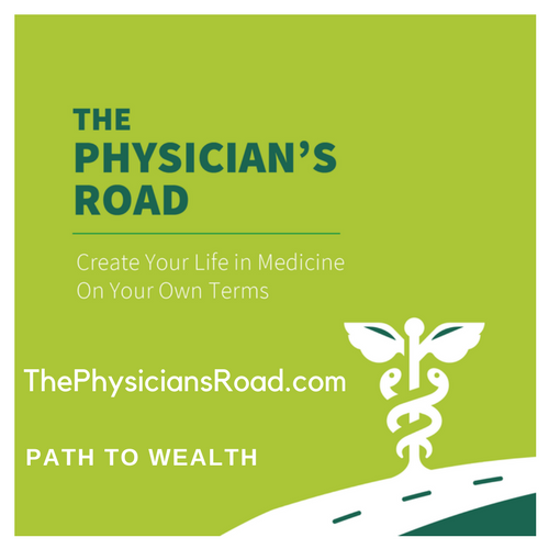 The Physician's Road - Eric Tait