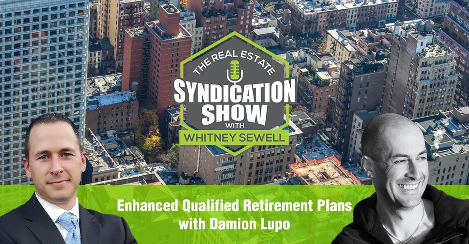 Real Estate Syndication Show - Whitney Sewell