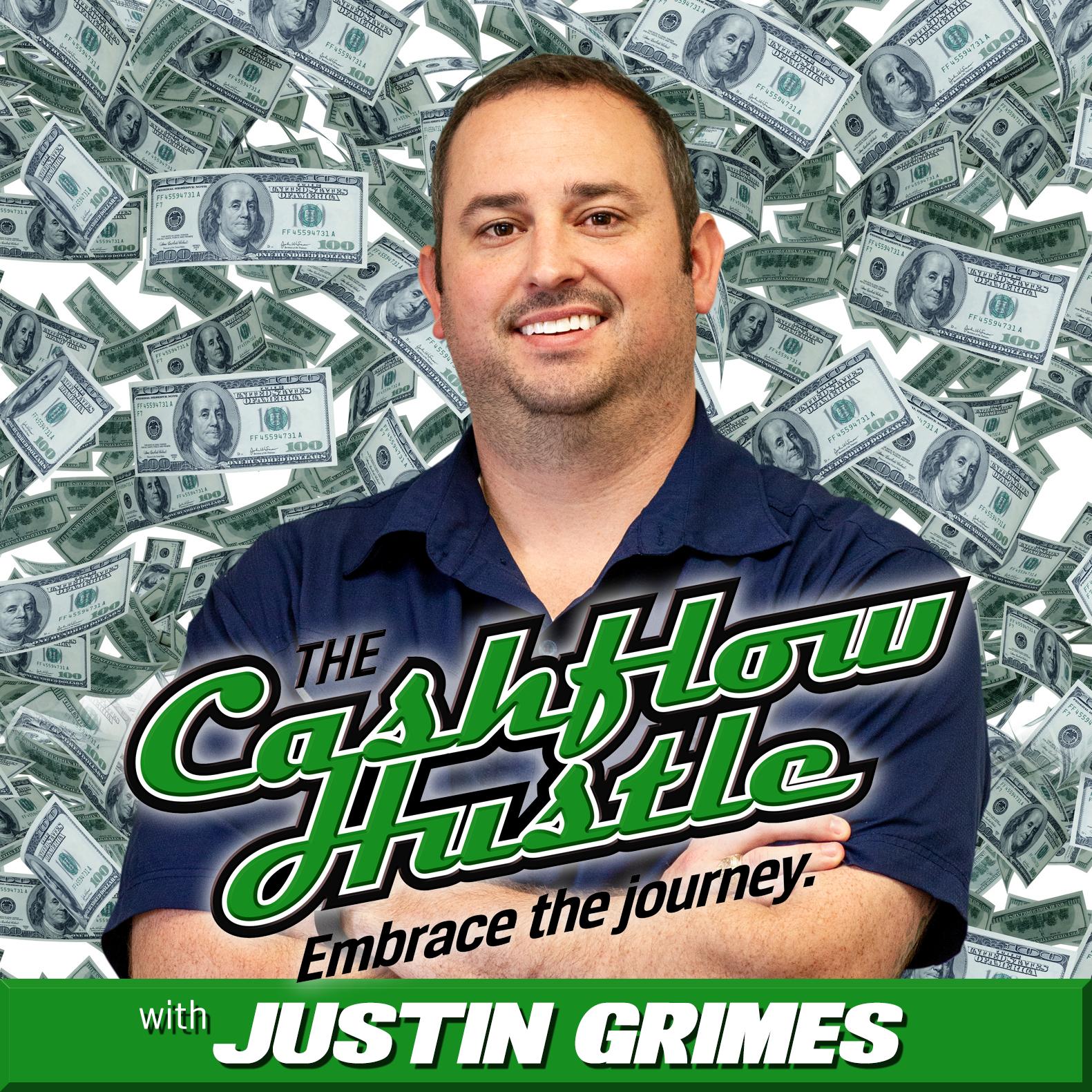 Cashflow Hustle Podcast - Justin Grimes