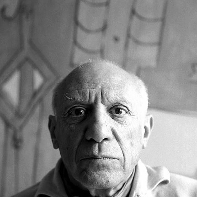The man himself. Pablo Picasso 🙌🏻✔️ via @__nitch . . . . .  #inspiration #art #organicskincare #effortless #modernman #innovative  #boxyboy #boxyworld #organizers #dresserorganization #authentic #organization #men #skin #artists #organizeyourlife #boxyboyskin #enjoyboxy #boxymen #luciteorganization #dressergame #skincareformen #skincare  #fathersday #trays #vintage #pablopicasso #art #picasso