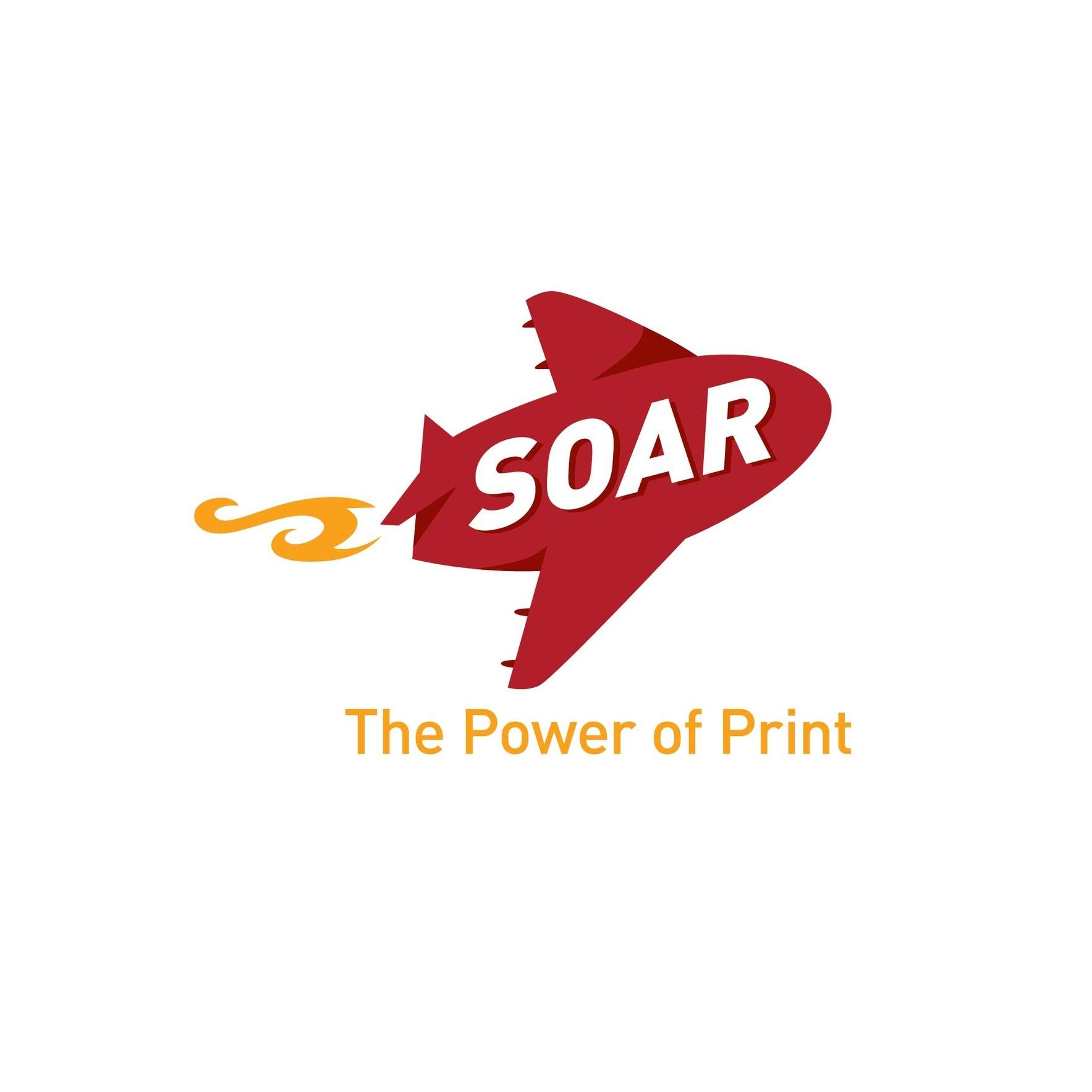 Soar Printing - Sponsors  2017 & 2018