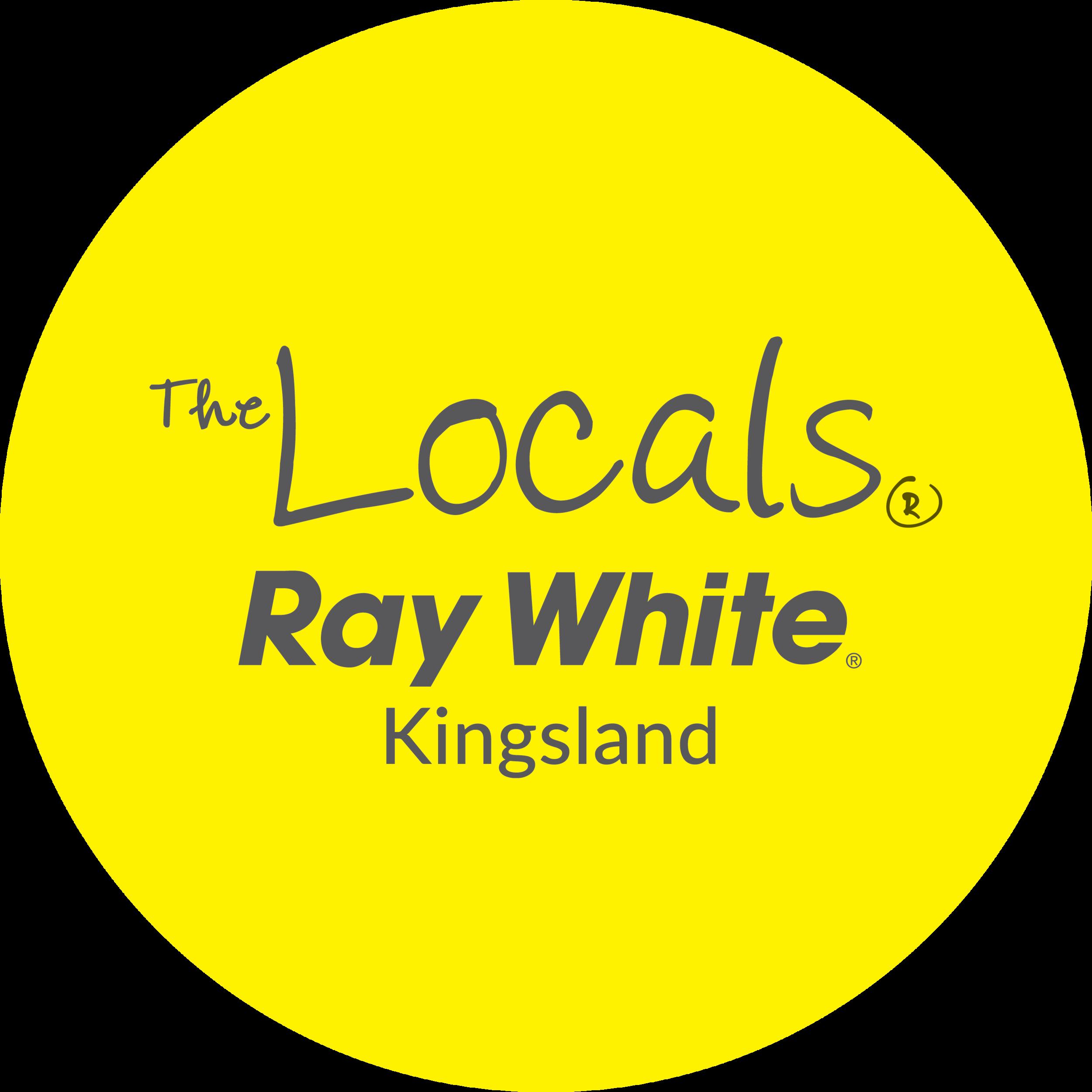 The Locals - Ray White - KingslandSponsors 2018