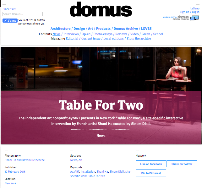 Domus Table For Two (Italy.png