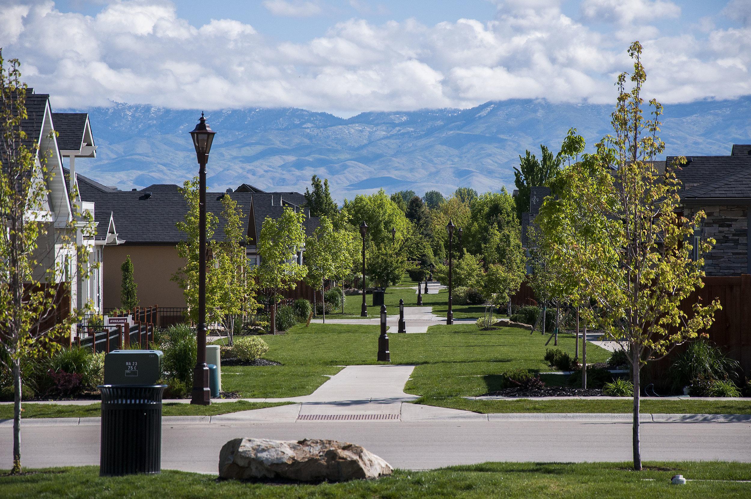 Hazelwood Village Subdivision | Boise, Idaho