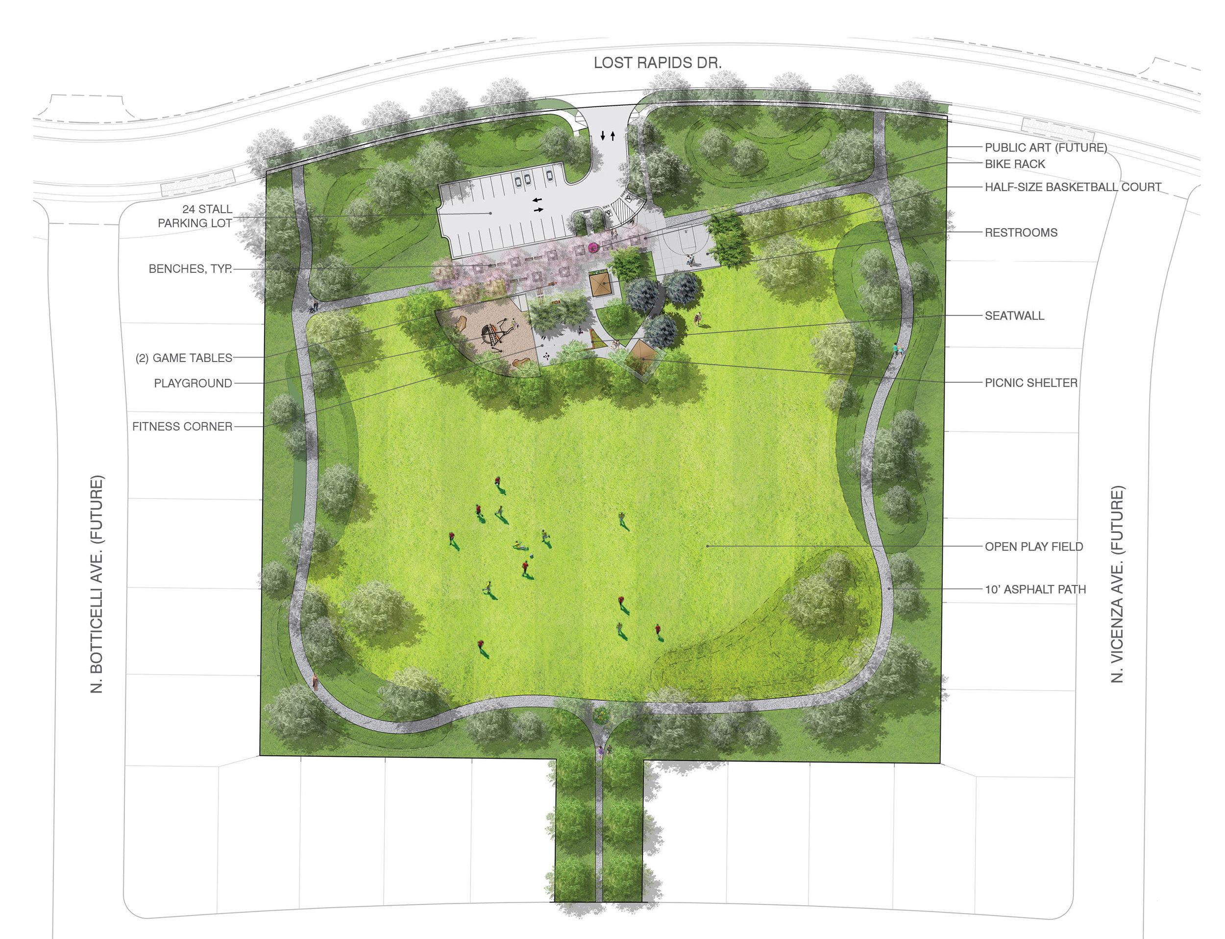 Community Public Park Plan