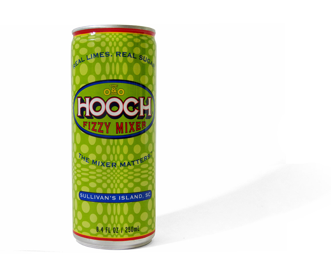 THE CAN. BECOME A FAN. - Born on the Chattahoochee, HOOCH has been in the family for years. From the shore to the slopes, get out there and HOOCH it up!