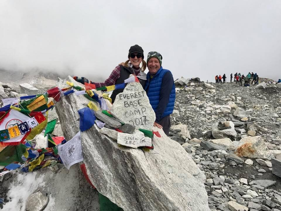 In Oct 2017 we crossed off one of my bucket list adventures. Hiking 76 miles in the Khumbu region (Himalayas) in Nepal. We hiked to Everest Base Camp and crossed Mon La Pass.