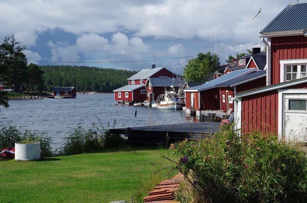 A visit to my roots - Vastervik, Sweden
