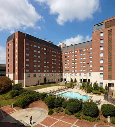 University Towers – Raleigh, NC - Energex installed occupancy sensors in 470 rooms of University Towers to control energy consumption. Due to a student's busy schedule, student residence units are unoccupied for extended periods of time, leading to large quantities of wasted energy.Results analyzed were changes in energy consumption per guest year over year between August and December.Energy savings: 215,077 kWhCost savings: $20,002.002014 Winner of Best Vendor/Operator Solution Student Housing Business Innovator Award