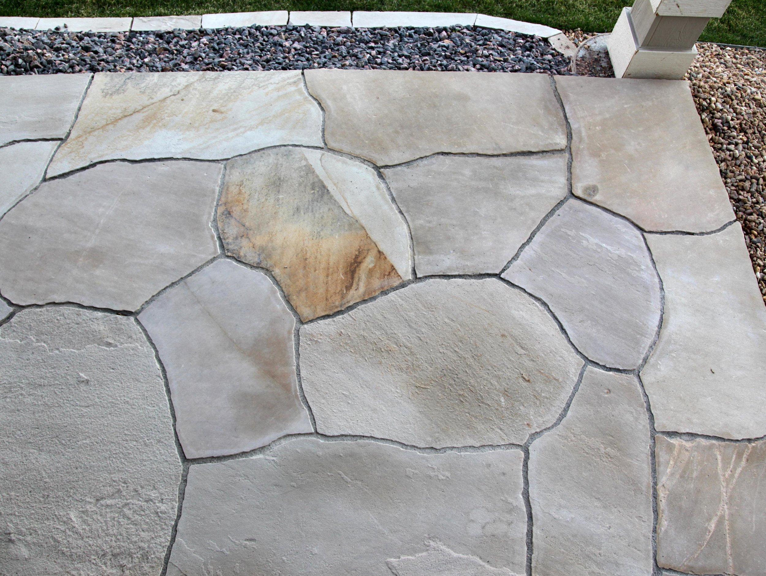 rock pavers patio | outdoor patio slabs