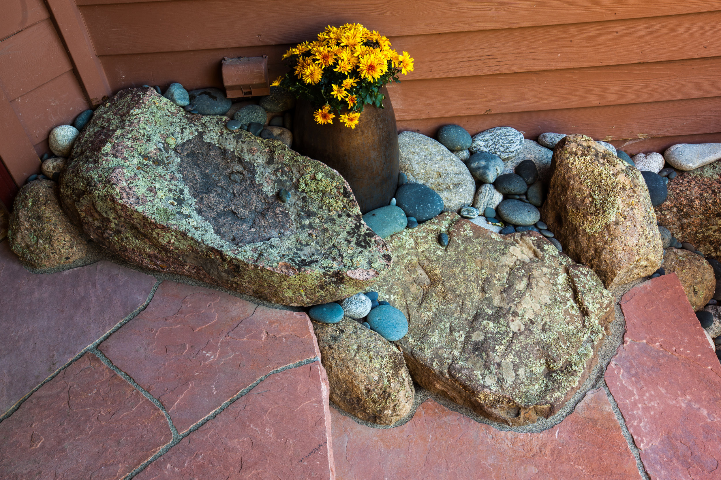 stone steps cost | landscape stairs