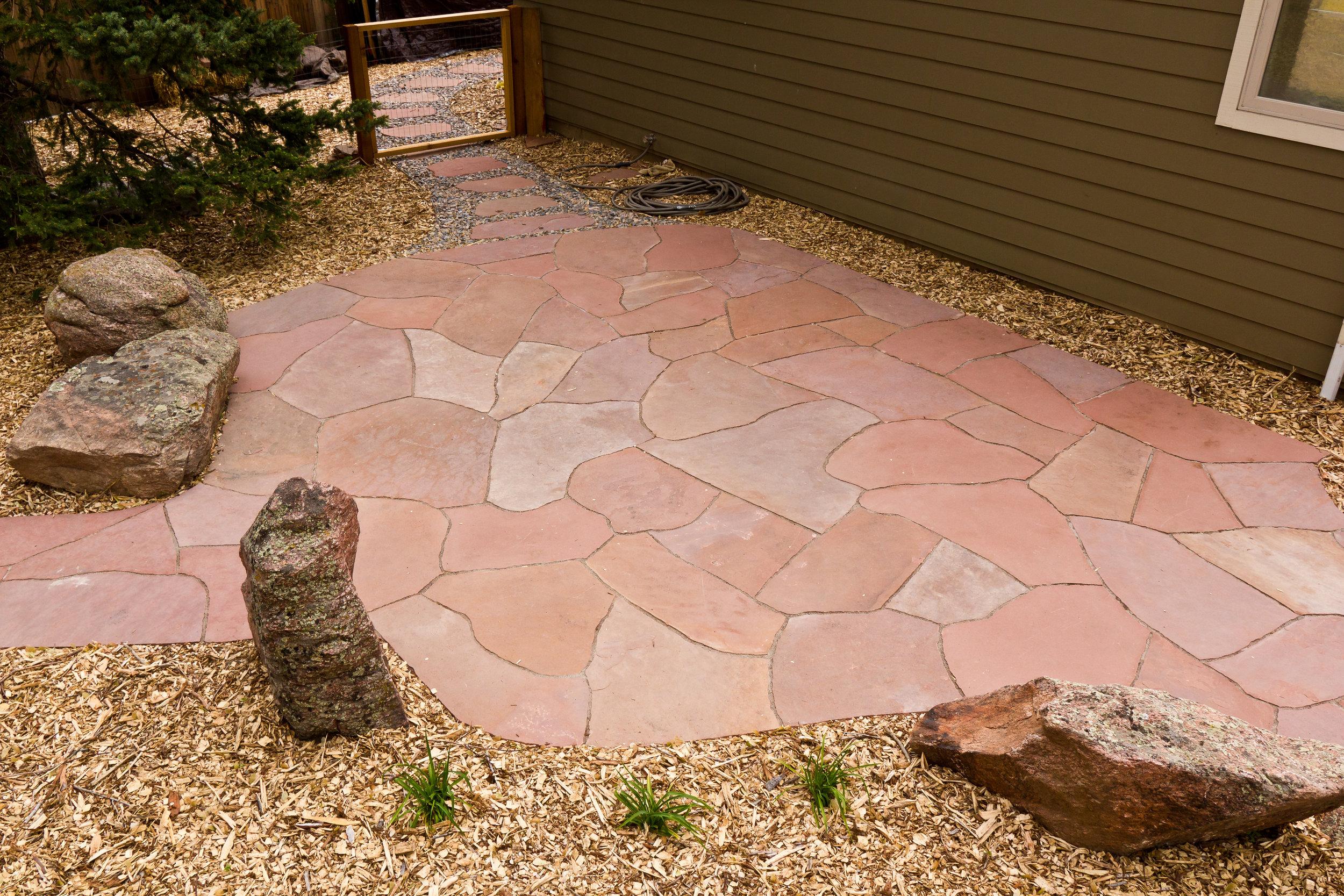 rock pavers patio | paver driveway cost