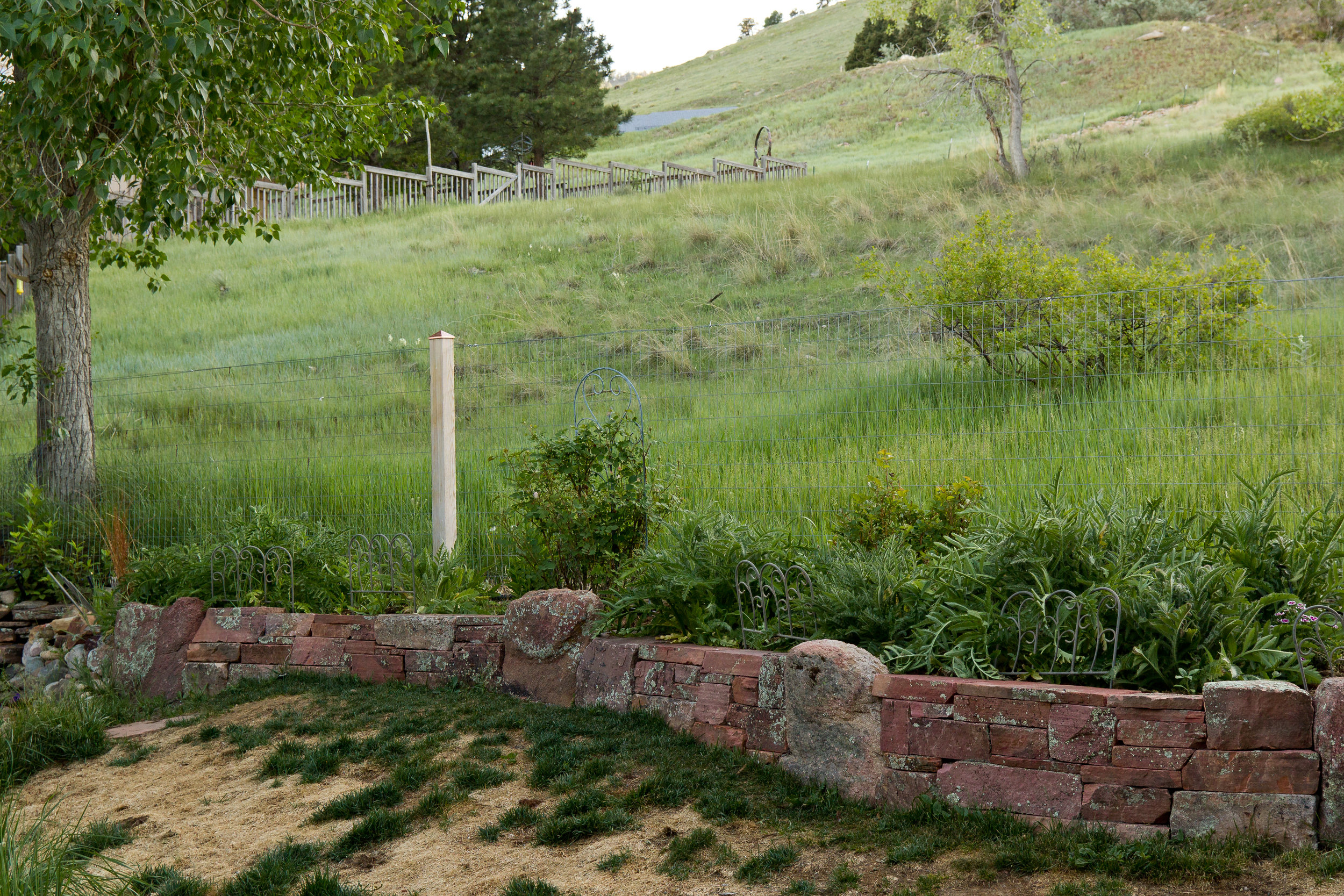 dry stack stone wall | flagstone pavers cost