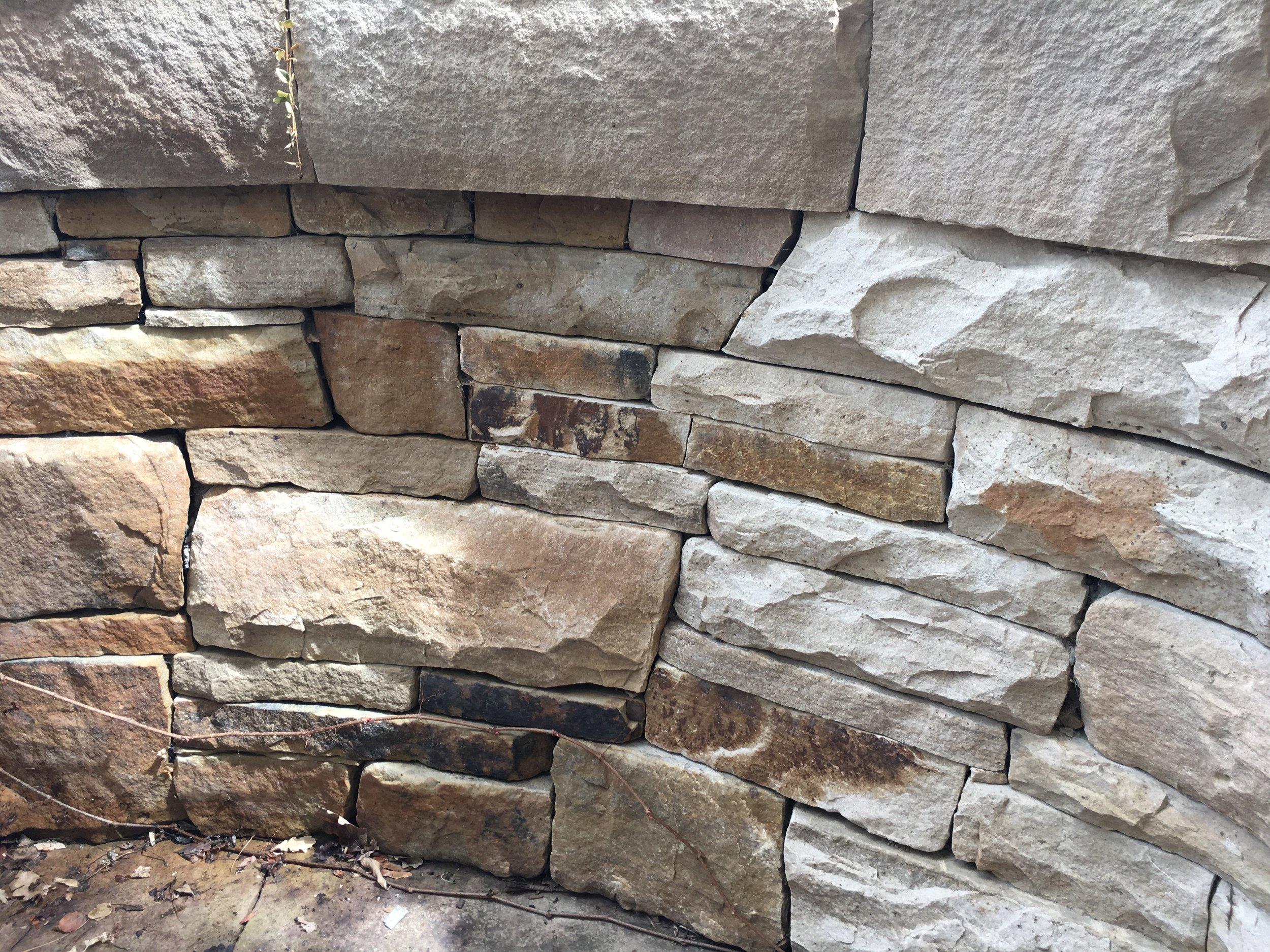 landscape retaining wall | landscape retaining wall