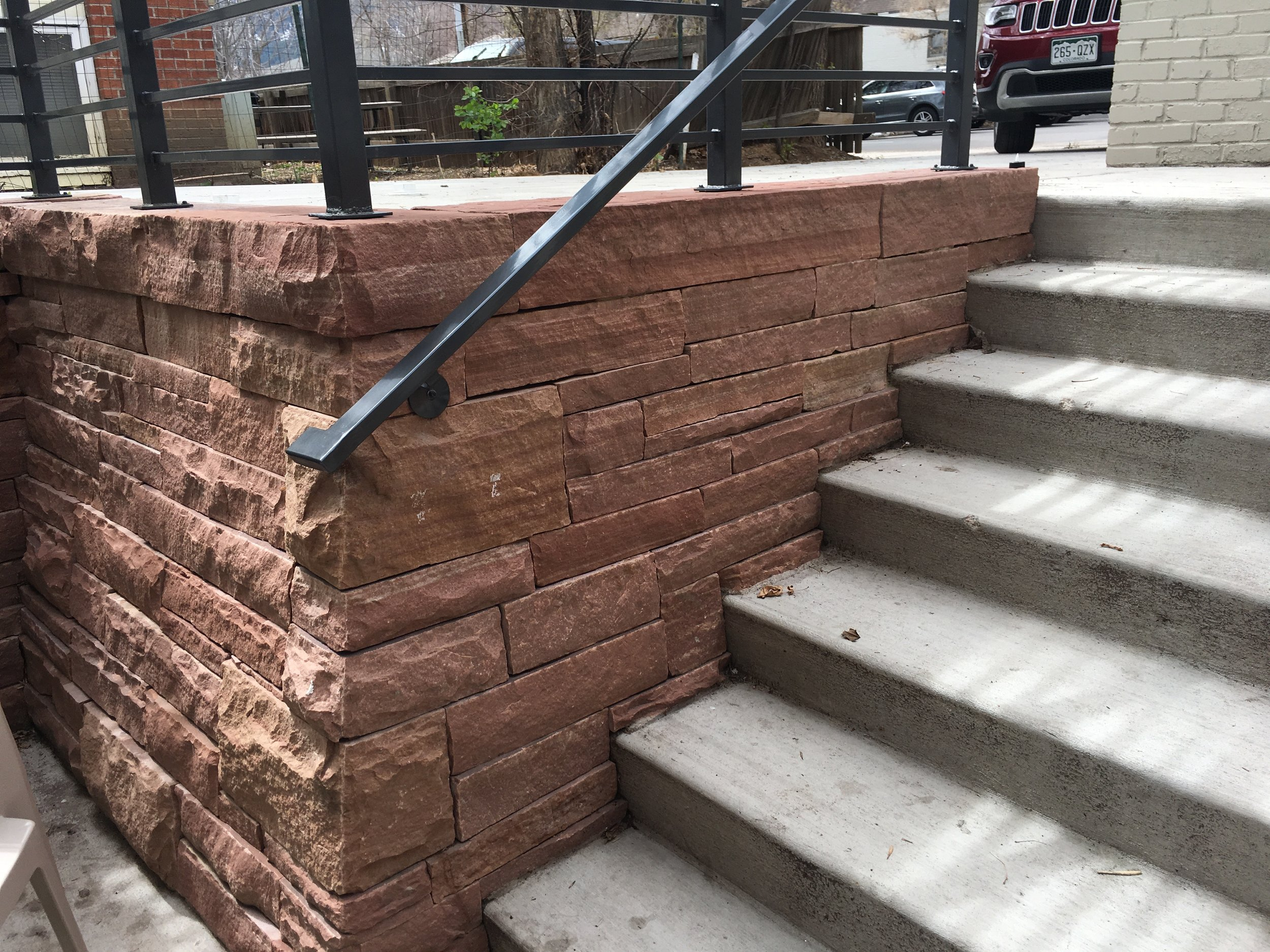 landscape retaining wall | flagstone for sale