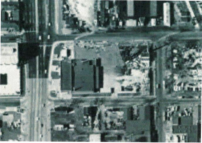 Figure V (1975): From Aerial Photographs of the National Capital Planning Commission, Aerial Photographs of Washington, D.C., RG 328, National Archives