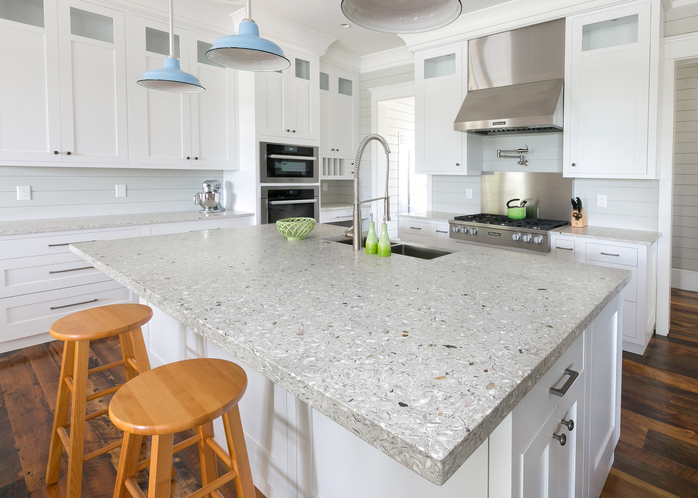Elegant and ecofriendly custom countertops Charleston, SC