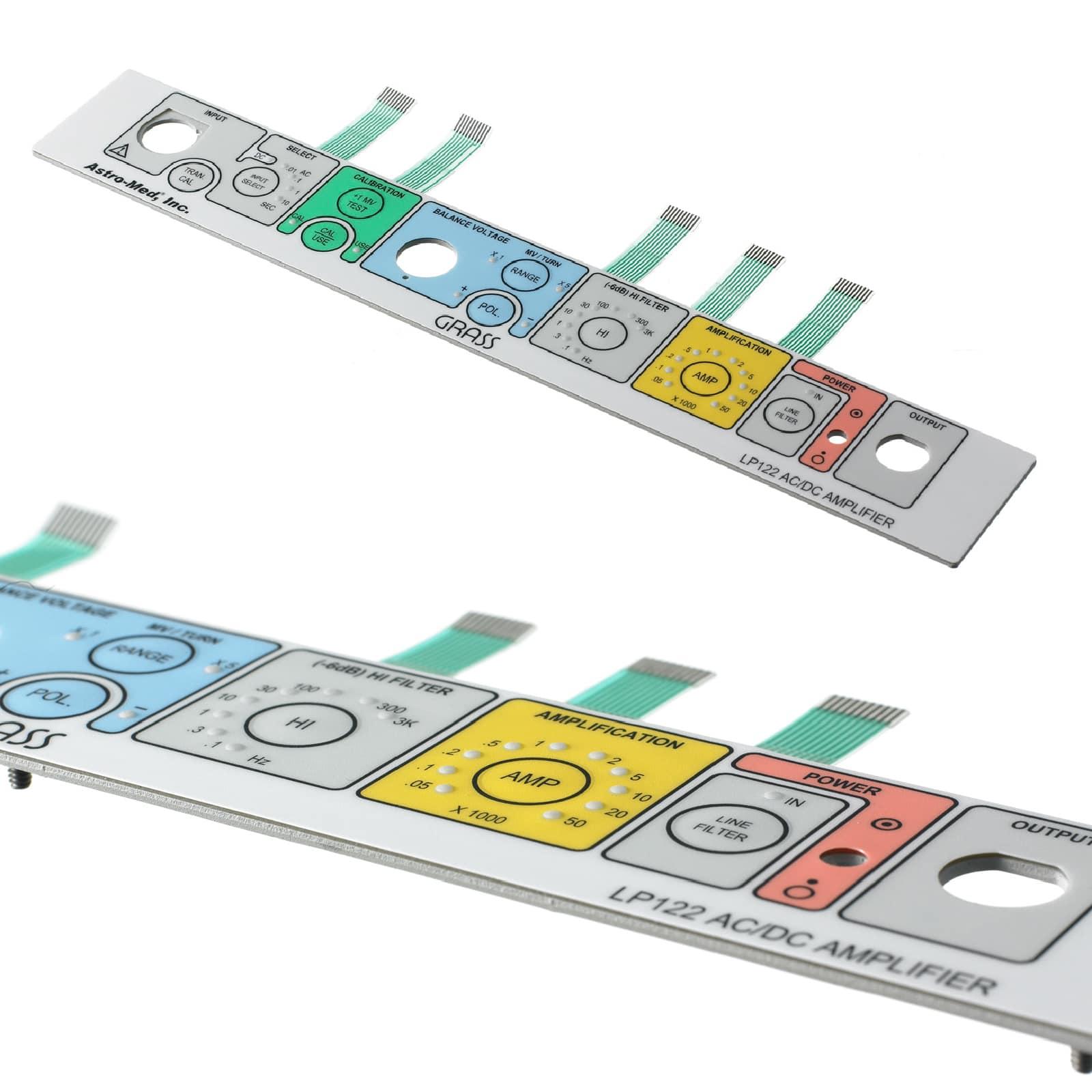 Membrane Switch 02