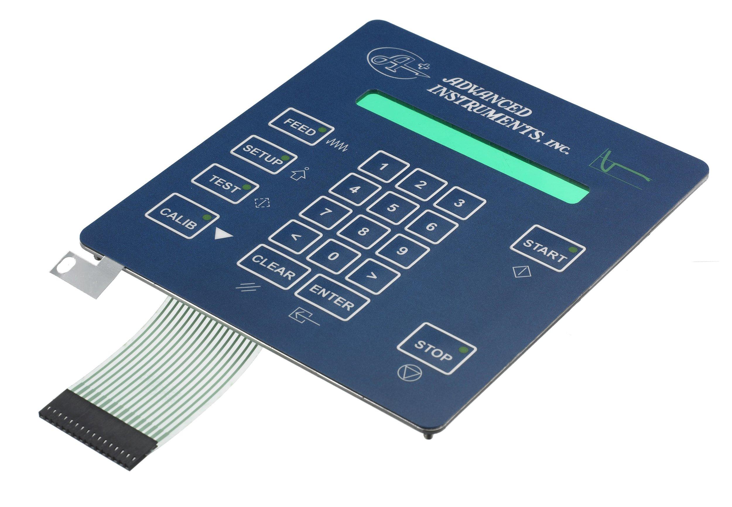 Membrane Switch 05