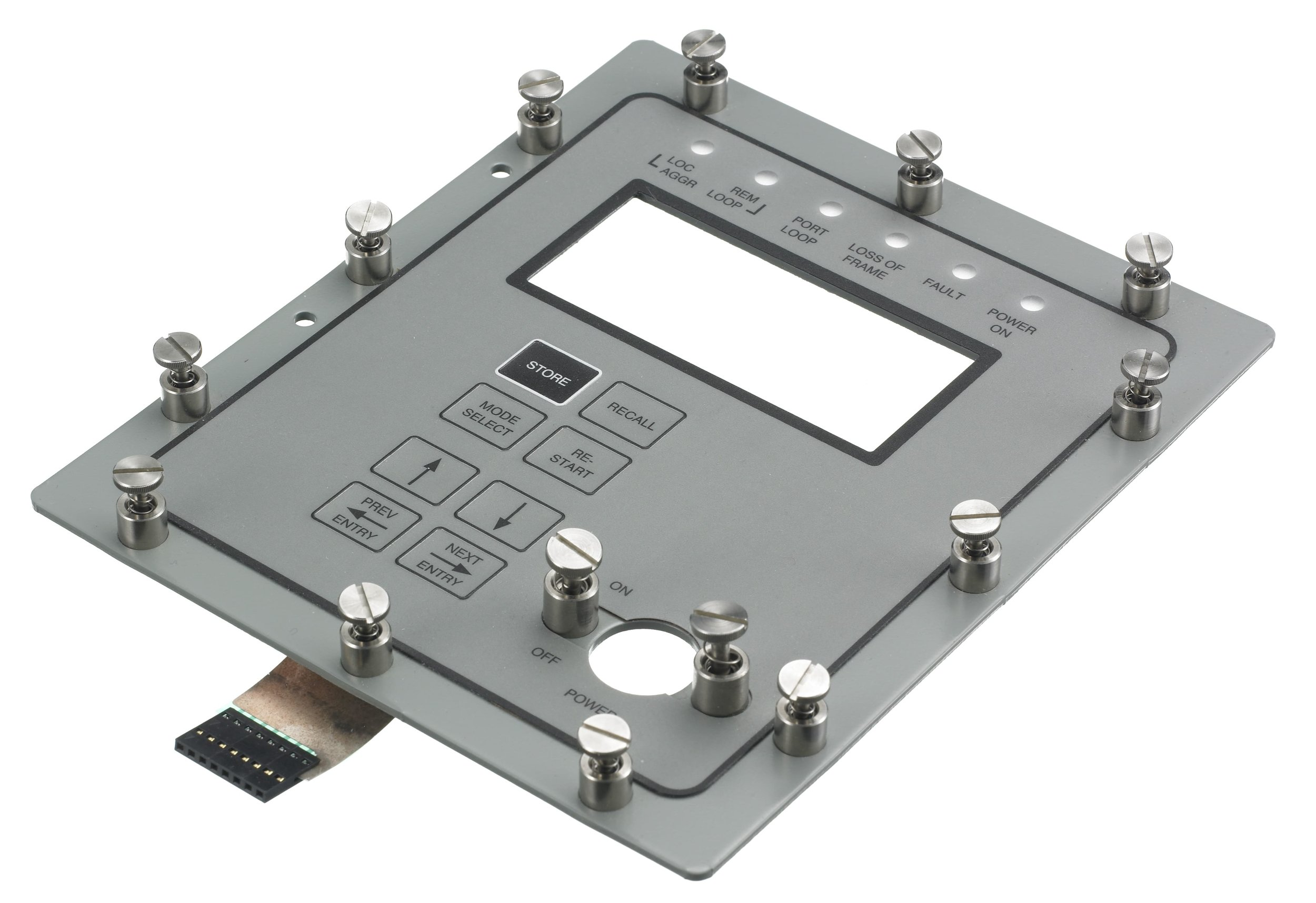 Membrane Switch 07