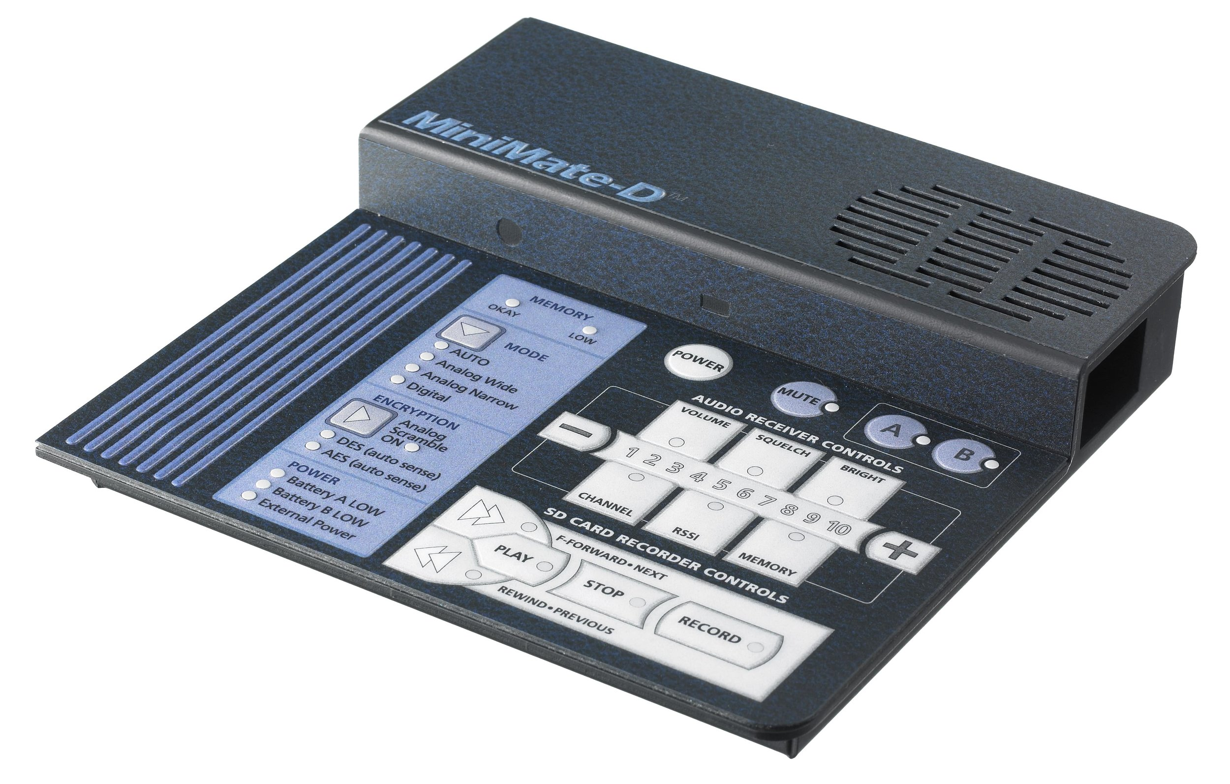 Membrane Switch 08
