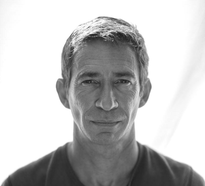 Gilles Cenazandotti - Environmental Artist and Activist