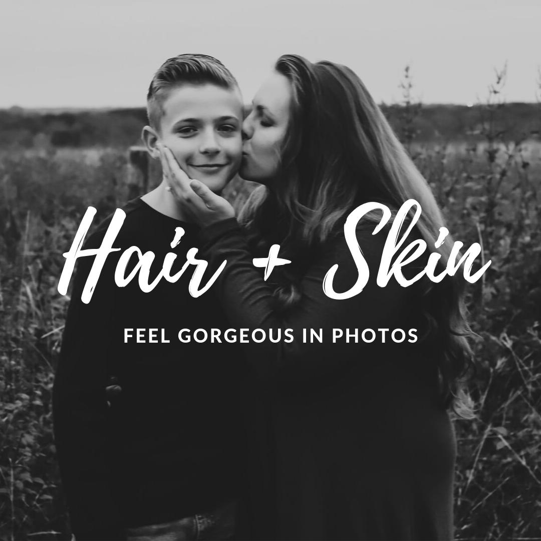 Healthy Hair Skin Naturally based anti again vegan cruelty free non toxic monat Kat Calaway