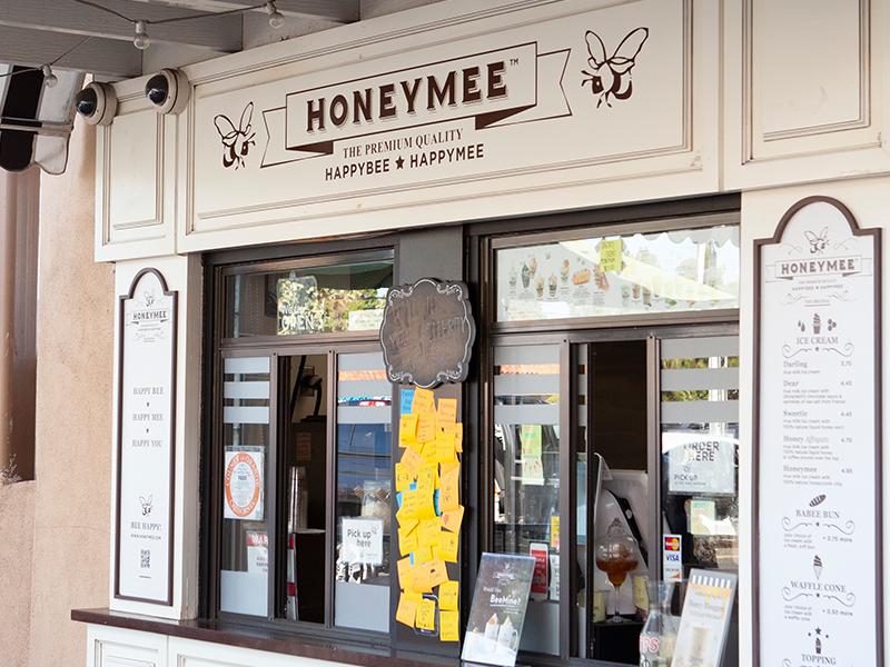 Locations — HONEYMEE