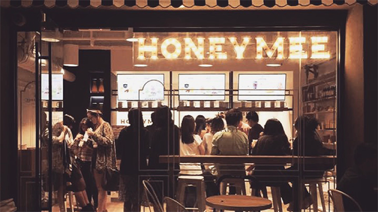HONEYMEE Sawtelle