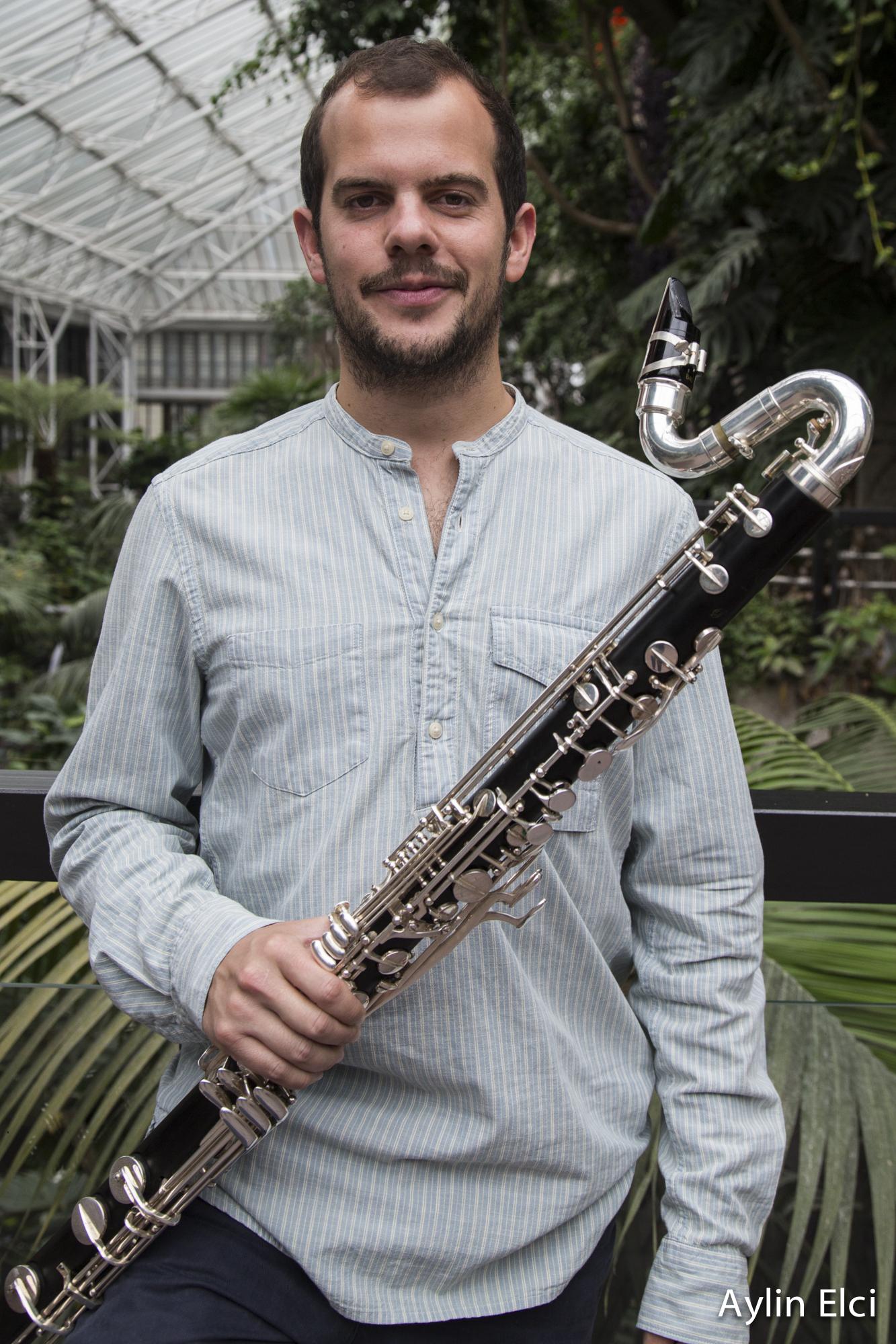 Ausiàs Garrigós - clarinet